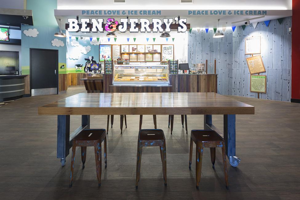 Ben & Jerry's Woden
