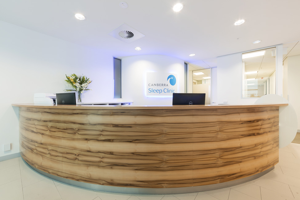 Canberra Sleep Clinic Fitout