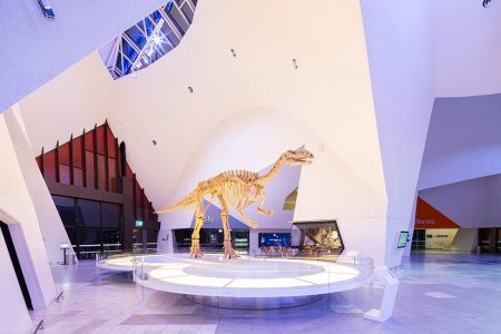 National Museum Australia Main Hall